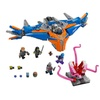 LEGO® Marvel Guardians of the Galaxy The Milano vs. The Abilisk 76081