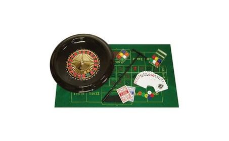 """Poker 16"""" Deluxe Roulette Set fe0313ab-c9ba-405c-a925-89f2de2fb61d"""