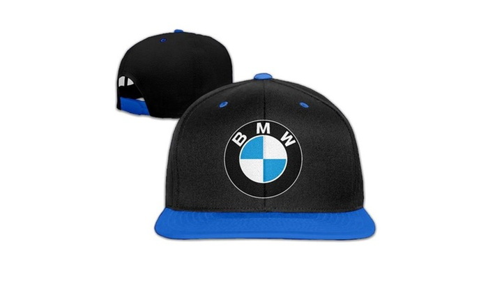 bece89b7e Bmw Logo Snapback Adjustable Hip Hop Baseball Cap/Hat For Unisex