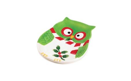 Holiday Hoot Small Plate dfee0f34-94eb-472e-bf67-e7a6826f80af