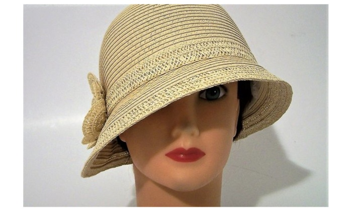 August Hat Company Straw Hat