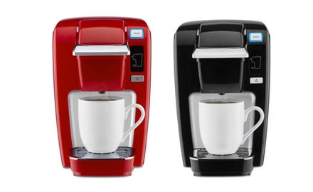 Keurig K15 Coffee Maker (Multiple Colors Available) Groupon