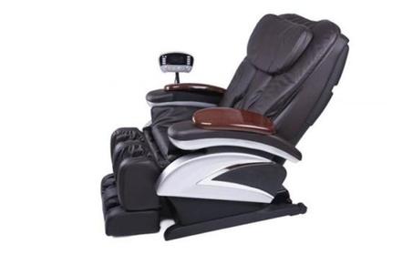 Electric Full Body Shiatsu Massage Chair Recliner w/Heat Foot Rest c91cdc5d-8ce0-4ef2-b6e0-712e0acfcf33