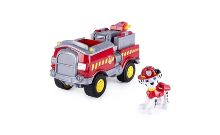 Paw Patrol - Marshall's Forest Fire Truck Vehicle - Figure and Vehicle 30f004ff-d9c7-411f-965d-cb77e4c8f867