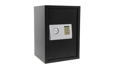 Extra-Large Digital Safe Box Security Steel Safe with 2 Manual Override Keys