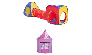Matney Indoor and Outdoor Kids Play Tent- Two Options