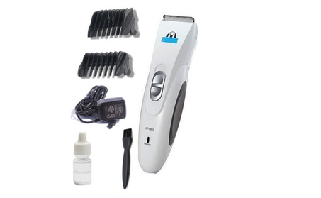 Professional Dog Hair Trimmer Pet Clipper Rechargeable Shaver Razor 280c1c68-c783-4a96-868b-899a651420fb