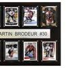 C & I Collectables 1215BRODEUR8C NHL Martin Brodeur