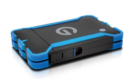 G-Technology G-DRIVE 1TB ev ATC USB External Hard Drive w/ Thunderbolt