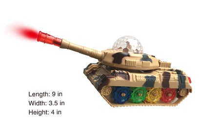 Electric Military Army Tank Fighter Toy 0b1a58c4-6625-4229-a24b-f4504517c91c