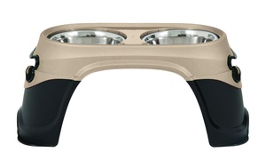 Petmate Easy-Reach Diner Elevated Dog Bowl