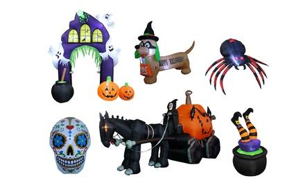 Halloween Yard Decor Inflatables
