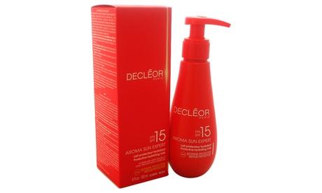 Decleor Aroma Sun Expert Protective Hydrating Milk SPF 15 Body Milk d84a7d3e-d34f-43c8-a4d0-5ce14a004529