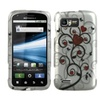 Insten Lizzo Heart Tree Silver Phone Case For Motorola Mb865 Atrix 2