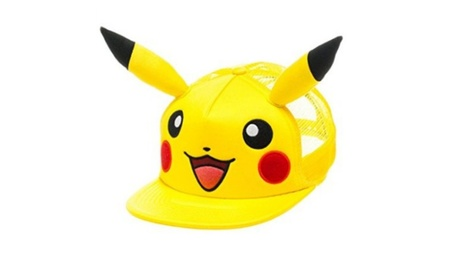 Pokemon Pikachu Face Hat c46070cf-f02b-485f-8534-2842cbcbe81c
