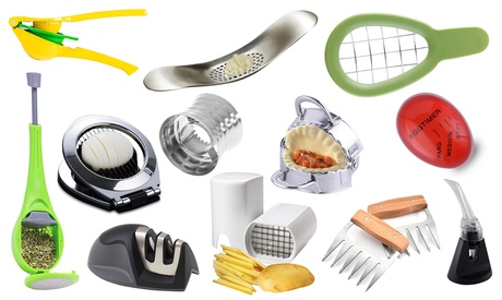 Kitchen Gadgets and Accessories Collection
