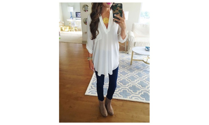Pretty & Perfect Tunic up to 5X!
