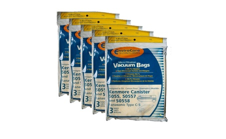 EnviroCare Vacuum Bags, Kenmore-Compatible, 12 count photo