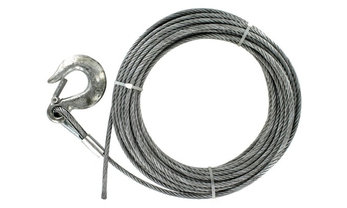 Cable 1-4 7x19 50Foot