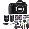 Canon EOS 5DS R Digital SLR with Low-Pass Filter Effect plusAccessory Kit