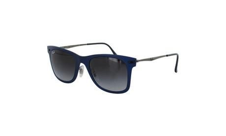 Ray Ban Mens RB4210 Wayfarer Light Ray Sunglasses d584e416-da88-404e-9ee4-780f23c98547