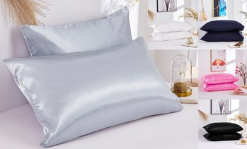 Soft Satin Silk Pillowcase Pillow Cover for Hair and Skin