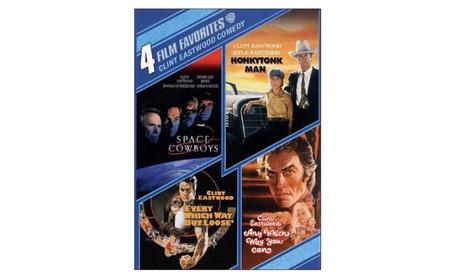 4 Film Favorites: Family Comedies: Space Jam / Looney Tunes Back In Ac 7eef890d-11df-44df-8fed-2d44646df8f3