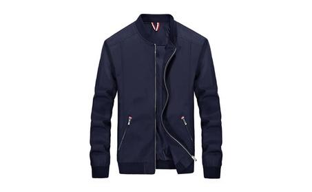 Men's Slim Casual Thin Lightweight Jacket 6ed1df20-a536-4b4d-af21-e38d4d6912a4