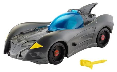 Mattel Justice League Action Attack & Trap Batmobile™ Vehicle FGP36 d26369bb-c86c-40e2-9cd1-a5a6caf98992