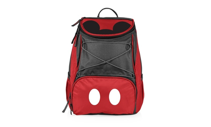 637e66a55ba Picnic Time Disney Classics Mickey Mouse PTX Cooler Backpack