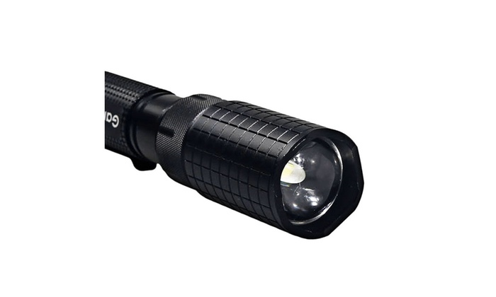 Led Zoom Tactical Flashlight with 12000lm