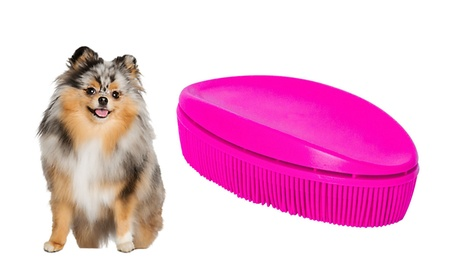 Unique Lint Removal Pet Brush Perfect For Pet Grooming cec64c0d-47a6-4e0c-b0b3-01d035e3e554