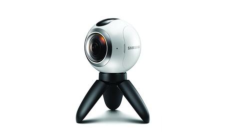 Samsung Gear VR 360 Camera Virtual Reality Camcorder SM-C200 b53c9266-8d5b-472c-962a-a5ed79bd8651