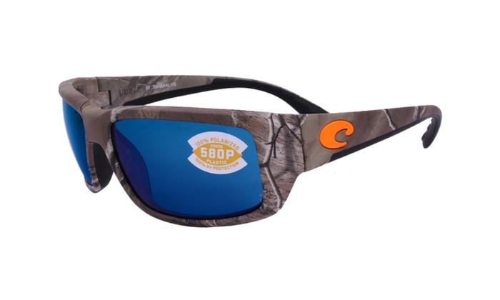 39cf879012 Costa Del Mar Fantail TF 69 OBMP Realtree Xtra Camo   Blue Mirror 580P