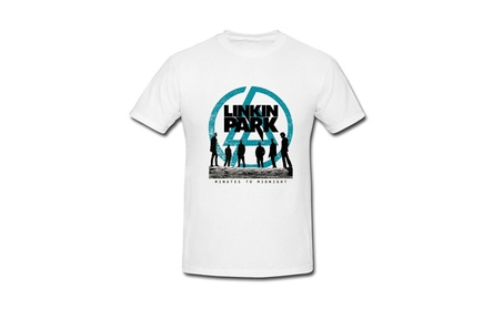 Men's Linkin Park Band Minutes to Midnight T-Shirt a63fbd58-dfd3-4a0f-be3a-9e05a2b3fd18