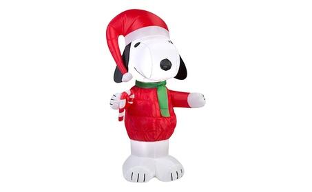 Snoopy Christmas Yard Inflatable 3339ef7a-95cc-4e0d-a4b4-158c6677978d