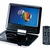 Craig 9-Inch TFT Swivel Portable DVD/CD Player with Remote, Black