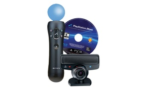 Playstation Move PS3 Essentials Pack (Accessories)