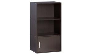 Comfort Products 50 6522ES Espresso Adina Small Bookshelf