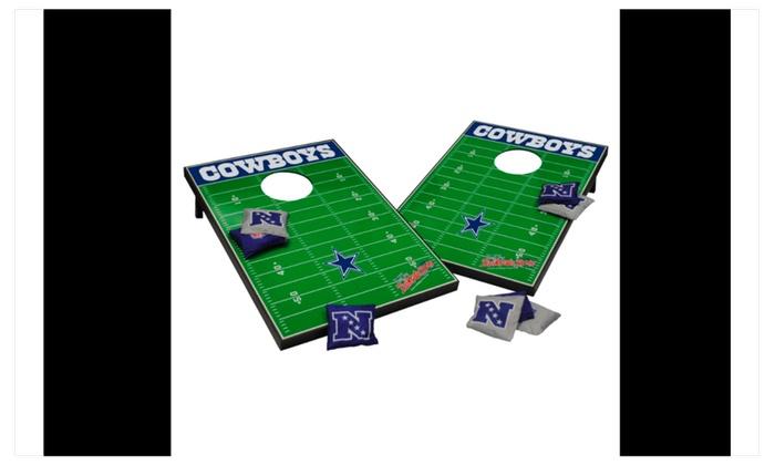 Dallas Cowboys Tailgate Toss