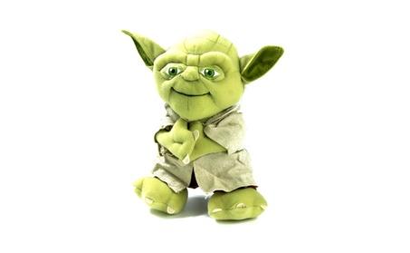 Funko POP Star Wars Master Yoda Plush Toy Star War Yoda Action Figure 42717637-a57c-4084-bfc4-0ff83e4ef066