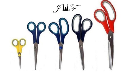Household Office Scissors School Cutting Sewing Arts Crafts Multi-function Shear