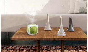 HealthSmart Cube Mate Cool Mist Ultrasonic Humidifier