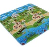 Double-Faced Foam Play Letter Animal Paradise Safety Floor Mat
