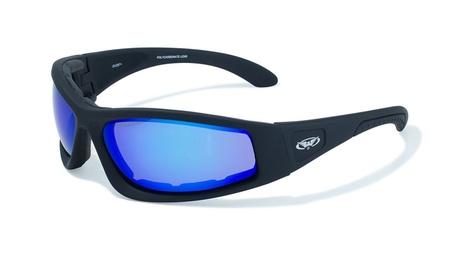 Safety Triumphant Safety Glasses With G-Tech Blue Lens 15e03962-e801-472e-b506-424985d58bfa