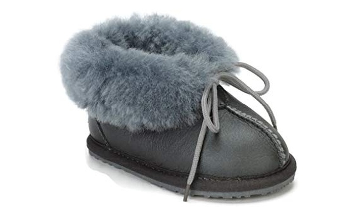 f689e6504f7 Up To 27% Off on CooL BeanS Kid's Shearling (S... | Groupon Goods