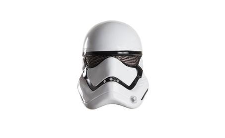 Rubies Costumes 244392 Star Wars Boys Stormtrooper Half Helmet d23d6716-f544-4b5d-8417-27c8faddba45