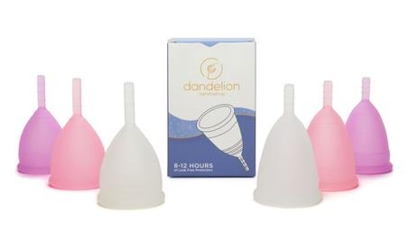 Dandelion Cup Menstrual Cup 52f5cc65-aa26-43fa-b2f1-b39d35eb5594
