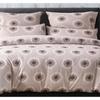 Duvet Cover Set Brushed Microfiber Fabric 3-Piece Bed Set King Size