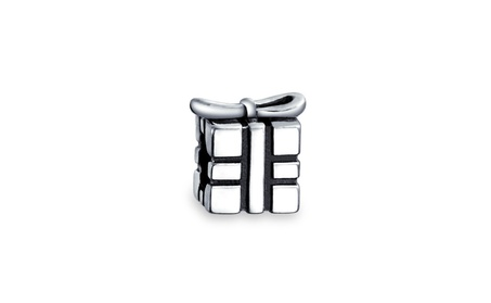 Bling Jewelry .925 Sterling Silver Gift Box Charm Bead 3c01a34d-bff0-4c21-a9b4-bc7041cf1556